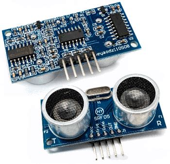 hy srf datasheet ultrasonic distance sensor hysrf