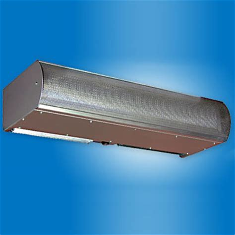 low profile air curtain berner alc08 1036a un heated air curtain 36 quot w air