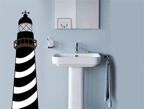 lighthouse wall decal nautical decor themed decor