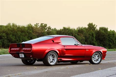 mustang classic classic recreations bring back the 1967 shelby mustang gt