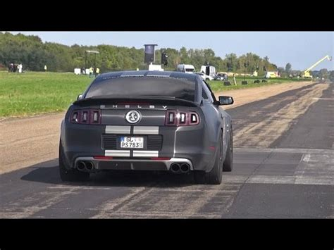 2000 hp mustang 2000hp wheelie king shelby gt500 evolution performance