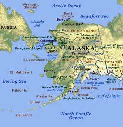 alaska map map pictures