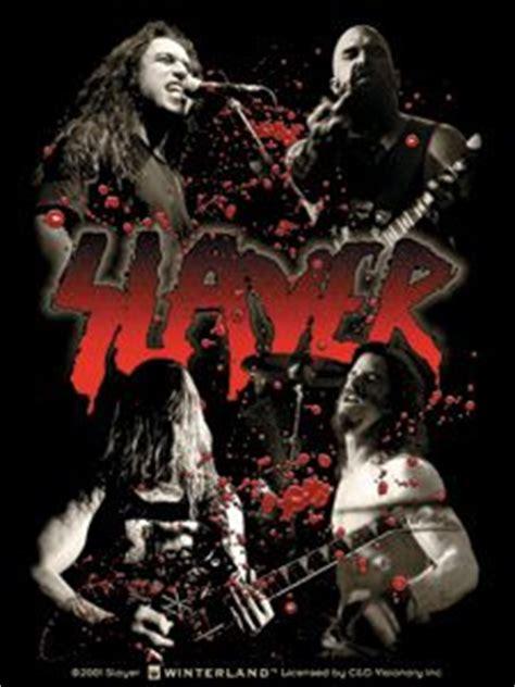 Slayer Rock Band Heavy Metal - slayer skull pentagram m slayer band wallpaper