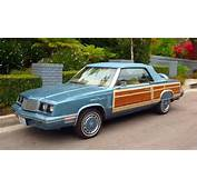 Custom 1985 Chrysler LeBaron Town &amp Country Convertible 70s Resto Mod