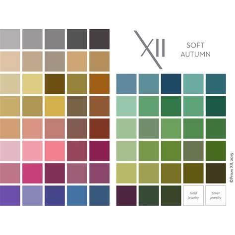 soft autumn color palette 82 best soft autumn palettes images on color