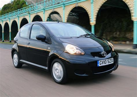 Aygo Black Is Back Toyota