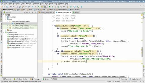android code learn to create a voice controlled android app in our new course codeholder net