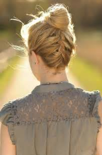 hair ideas for 15 fresh updo s for medium length hair popular haircuts