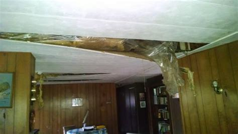 mobile home interior walls replacing mobile home ceiling doityourself com community