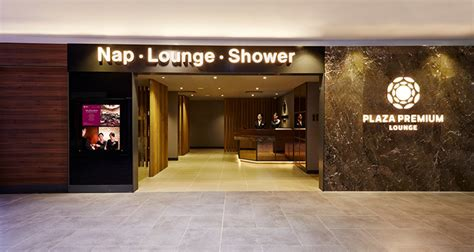 Showers At Kuala Lumpur Airport by Discover A Plaza Premium Lounge Global Airport Service