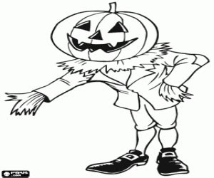pumpkin head coloring page halloween coloring pages printable games