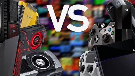 console wars console wars pc vs ps4 xbox one 5