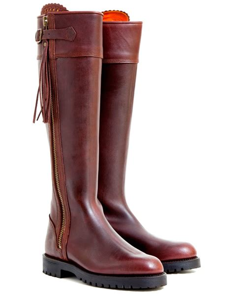 The Boots Of by Penelope Chilvers S Leather Tassel Boots
