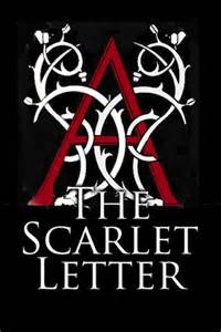 The Scarlet Letter Book Cover by Olympusbishop 2015 What Did We Do In Class Today