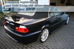 Bmw 1er E87 M Stoßstange Hinten by Bmw E46 330ci Cabrio Individual 3er Bmw E46 Quot Cabrio