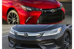 Toyota Honda Toyota Vs Honda Battle Of The Brands U S News World