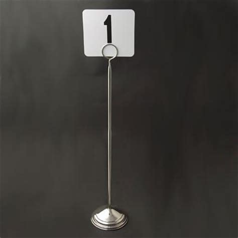 american metalcraft rs 18 18 quot reservations stand signs