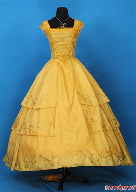 2017 movie beauty and the beast princess belle dress 2017 movie beauty and the beast princess belle dress