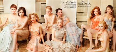 vanity fair magazine march 2010 carey mulligan photo