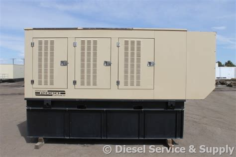 used generators diesel generator sets for sale standby