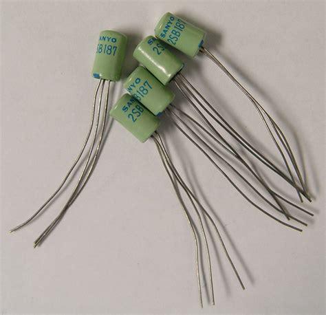 Transistor 2sb187 Fuzz Sanyo Germanium Vintage Germanium Transistors Sanyo 2sb187 Original Made In Japan
