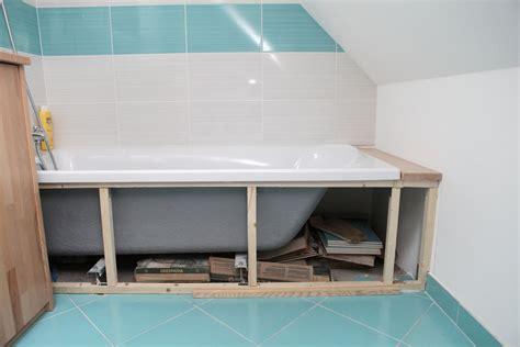 dessous de baignoire entourage de baignoire finest dessous de baignoire image
