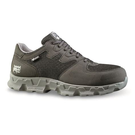 esd shoes timberland s pro powertrain alloy toe esd work shoes