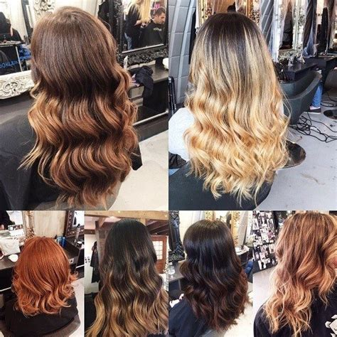 Londons Hair Salon Introduces Organic Hair Colours by Balayage A Looking Hair Colour Live True