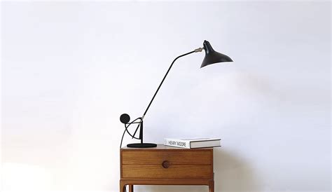 DCW Mantis BS3 Table Lamp   Eames Lighting