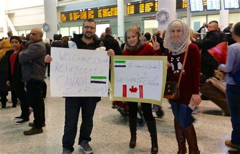 taking a to canada how uottawa is taking to support syrian refugees in canada and around the world