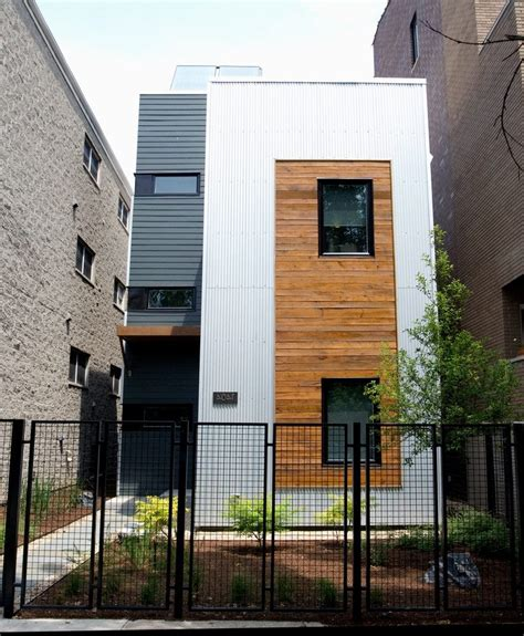 Fence designs metal exterior contemporary with wood siding reclaimed wood siding wood siding