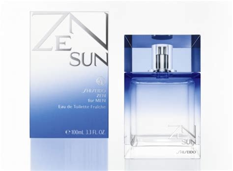 Shiseido Zen zen for sun shiseido cologne a fragrance for 2013