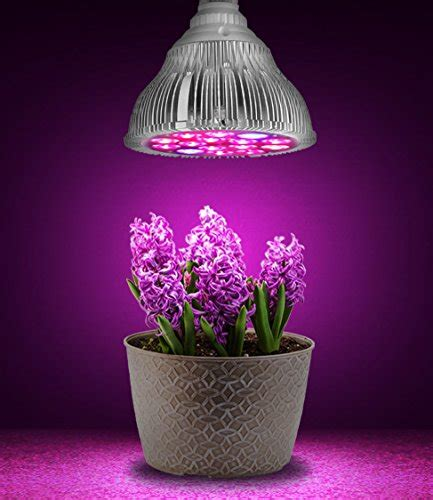 hoont led grow light indoor plant flowers  herb