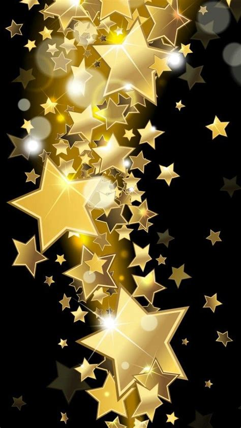 wallpaper with gold stars gold stars wallpapers pinterest star gold and wallpaper
