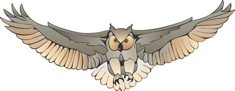 flying owl clipart owl clipart fly pencil and in color owl clipart fly