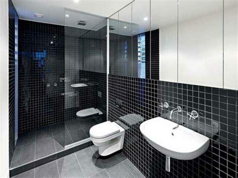 Délicieux Salle De Bains Noire Et Blanche #8: noir-et-blanc-salle-de-bain-design1.jpg