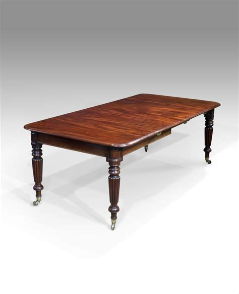 Antiques Dining Tables Antique Dining Table Extending Dining Table Wind Out Dining Table William Iv Dining Table