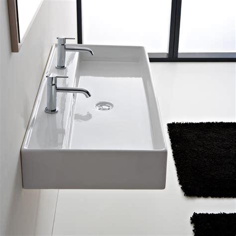 r sinks for bathrooms scarabeo 8031 r 120b bathroom sink teorema nameek s