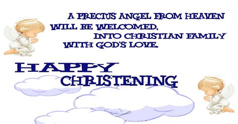 happy christening card template creations lorings quot happy christening banner quot