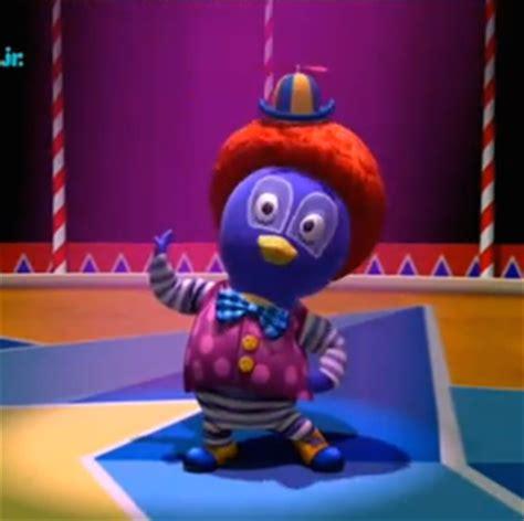 Backyardigans Clowns Pablo The Clown The Backyardigans Wiki