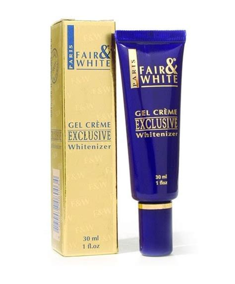 Exclusive Dr Whitening Care Orioginal fair and white exclusive whitenizer exclusive whitenizer original gel creme pakcosmetics