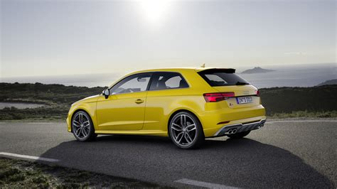 Facelift Audi A3 by 2016 Audi A3 Facelift Official Pictures And Details