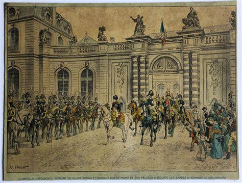 Calendrier Imprimerie Calendrier Imprimerie Alsacienne Huen Victor Napoleon
