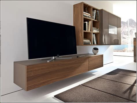 Floating Cabinets by Furniture L Shaped Floating Tv Cabinets With Storage