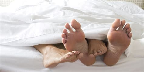 romantic couple in bed images why touch is so important in a loving marriage