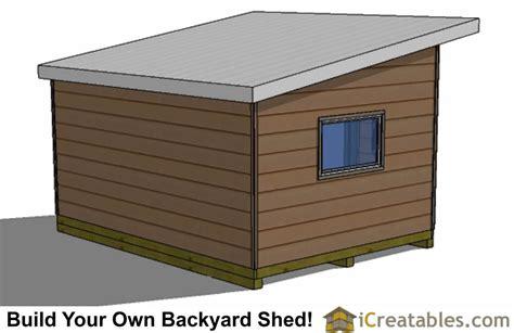modern shed plans center door