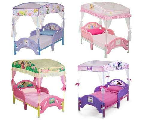 Canopy Toddler Beds For by Toddler Bed With Canopy Bed Tent Choice Ebay