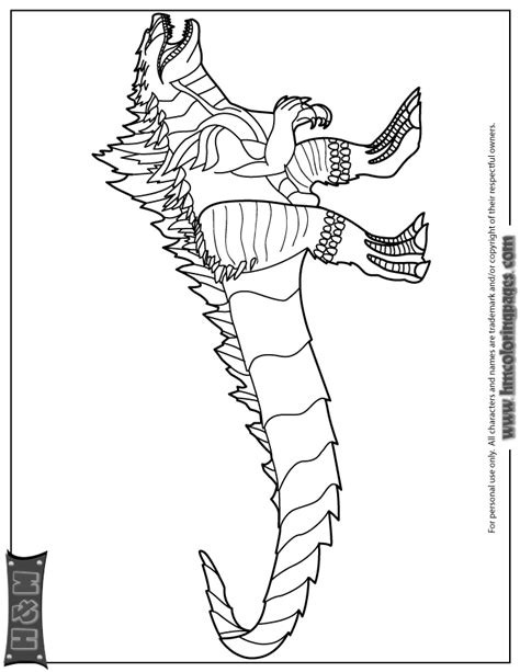 burning godzilla coloring pages free godzilla coloring pages coloring home