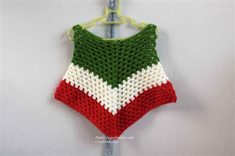 crochet christmas ideas crochet baby poncho make