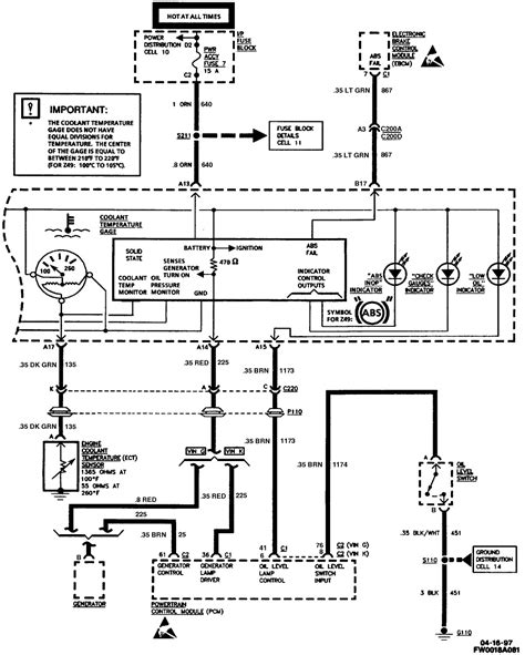 diagrams 550413 gm alternator wiring diagram 4 wire 4